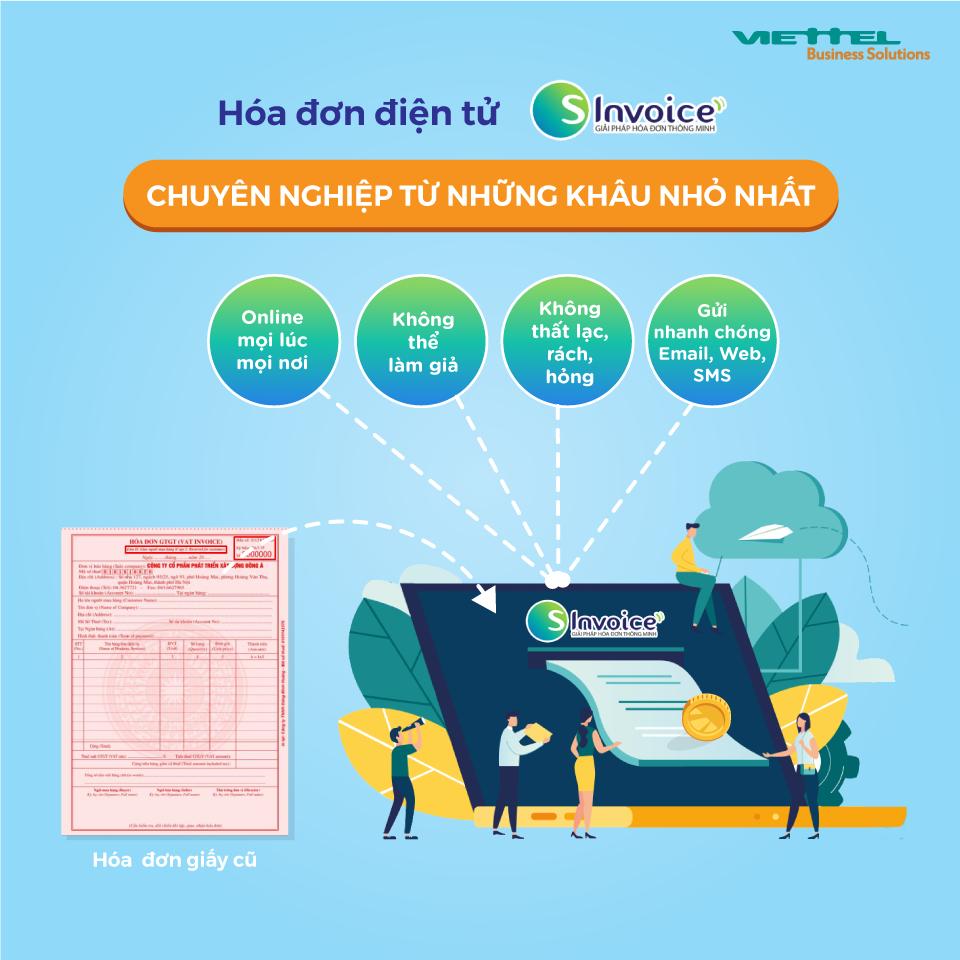 Báo giá hóa đơn điện tử Viettel